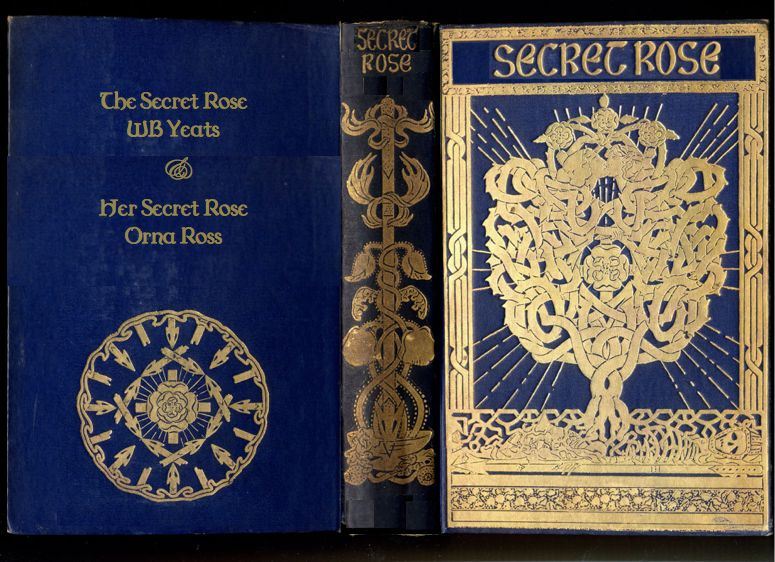 Secret Rose: A Two-in-one Book Tribute For #Yeats2015 Orna Ross