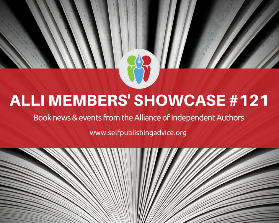 Alliance Of Independent Authors Members' Showcase #121