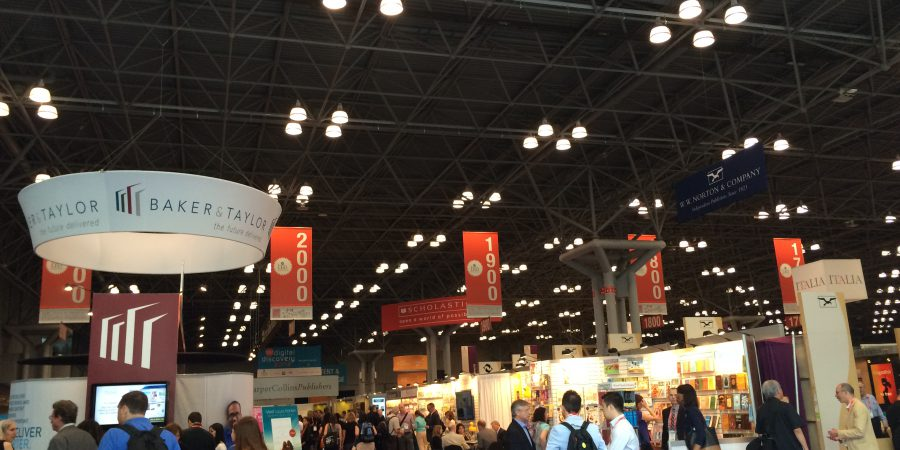 Publishing: How Authors Sell Rights At Book Fairs