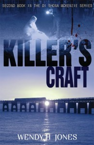 cover ot Killer's Craft by Wendy Jones