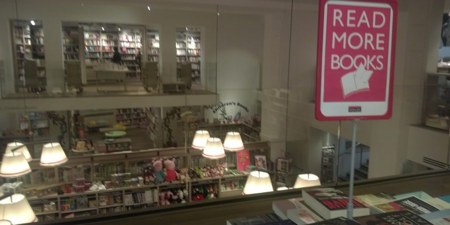 21 Ways To Sustain Independent Bookshops