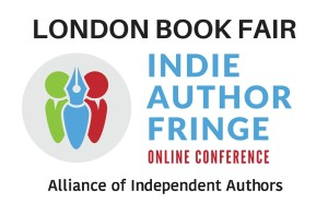 New IAF Logo for London Book Fair