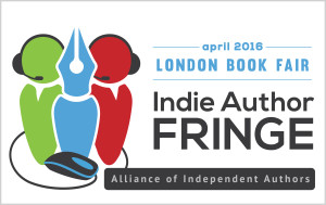 Indie Author Fringe London Book Fair