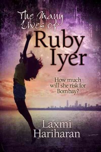 cover of The Many Lives of Ruby Iyer