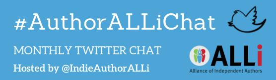 #AuthorALLiChat generic Banner logo