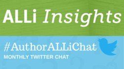 ALLi Insights And Author ALLi Chat Logo Joint