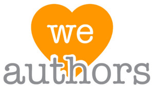 we heart authors amazon logo