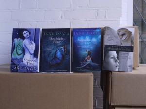 Photo of four new editions