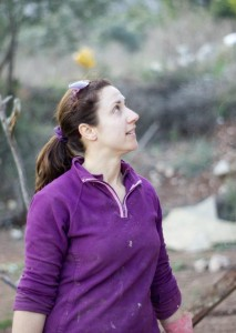 Outdoor photo of self-published author Atulya Bingham
