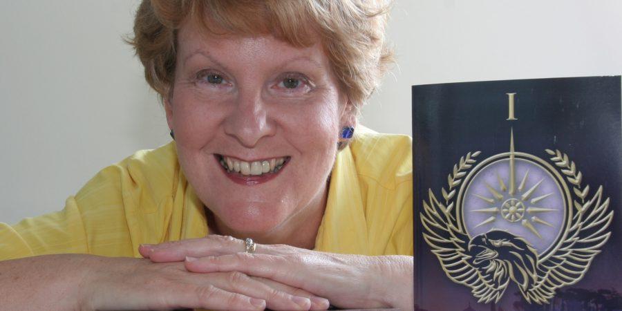 Alison Morton headshot