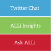 Ask ALLi, ALLi Insights and Twitter Chat Monthly Events from the Alliance of Independent Authors