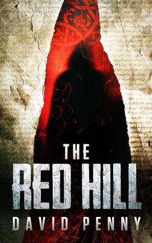 Cover Of The Red Hill By David Penny
