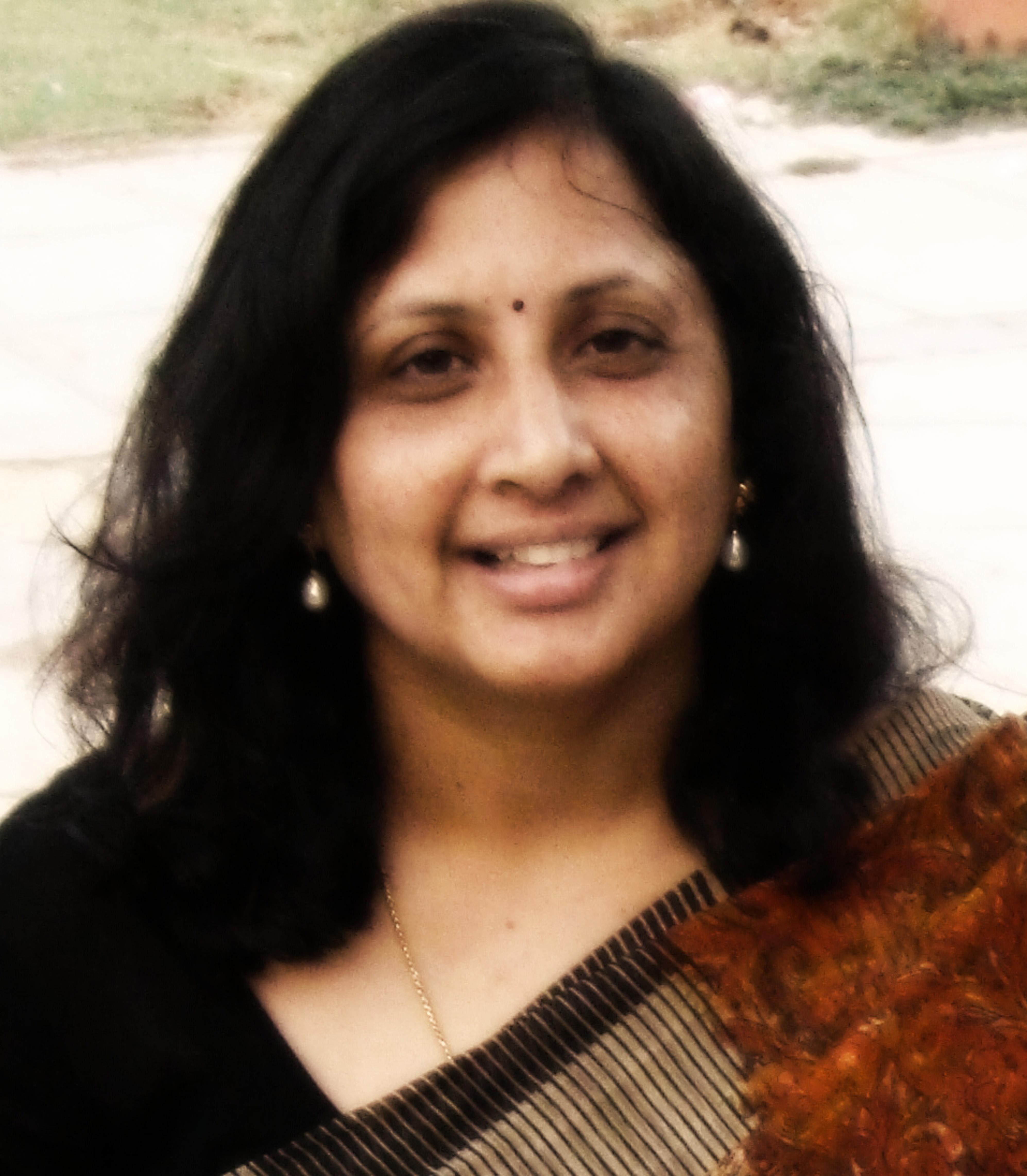 Headshot Of Rasana Atreya