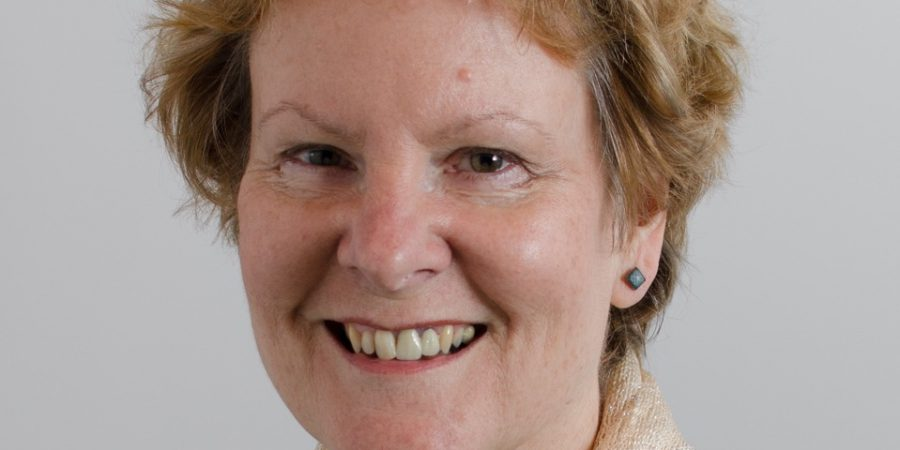 Headshot Of Alison Morton