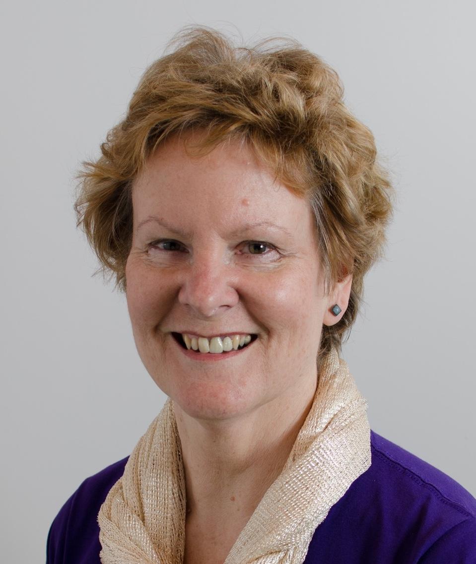 Headshot Of Alison Morton