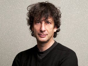 Neil Gaiman - one of many authors in refugee campaign