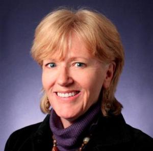 Photo of Ingram Spark's CEO Robin Cutler bio