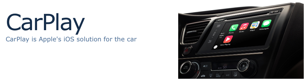 Carplay from Apple