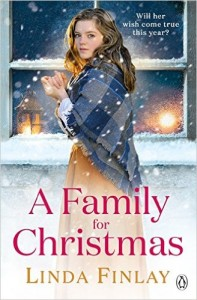 cover of A Family for Christmas
