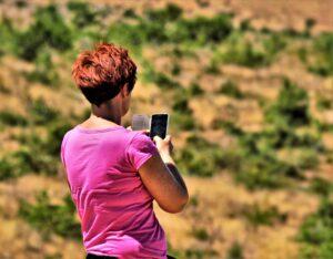 Smartphones answering the e-book revolution