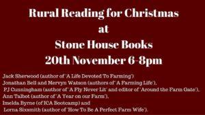 Rural Reading for Christmas