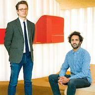 Sam Aldenton and Rohan Silva -thoroughly modern millenials