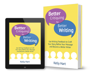 cover of Better Critiquing for Better Writing