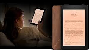 Amazon US reading by Firelight this Xmas