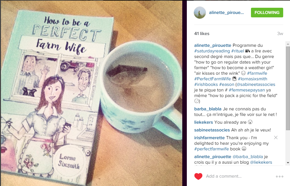 7 Instagram Tips For Self-published Writers
