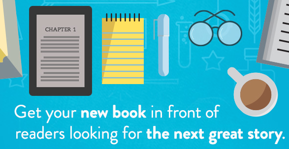 Kindle Scout Image Get your Book in front of readers
