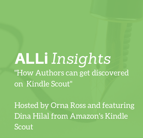 ALLi Insights: Reaching Readers With Kindle Scout