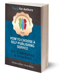How to Choose a Self-Publishing Service ALLi Book Cover