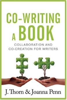 Co-writiing a book by Joanna Penn