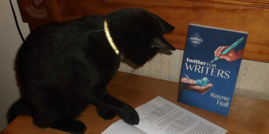 How To Market Your Self-published Book – With A Little Help From Your Cat