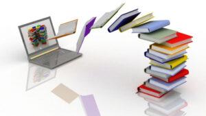 Much e-exaggeration on digital books data
