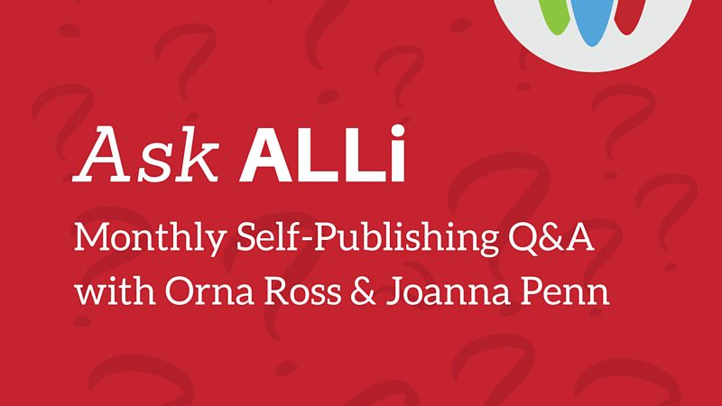 Ask ALLi Square Logo With Pen And URL
