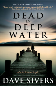 cover of Dead in Deep Water by Dave Sivers