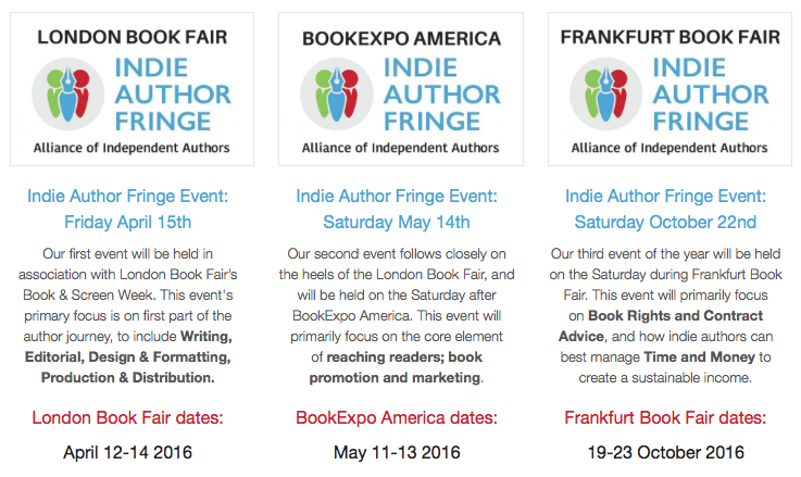 Indie Author Fringe Conference – Session Proposals