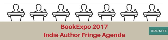 BookExpo 2017 Agenda