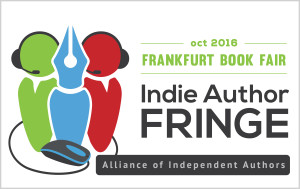 Indie Author Fringe Frankfurt Book Fair