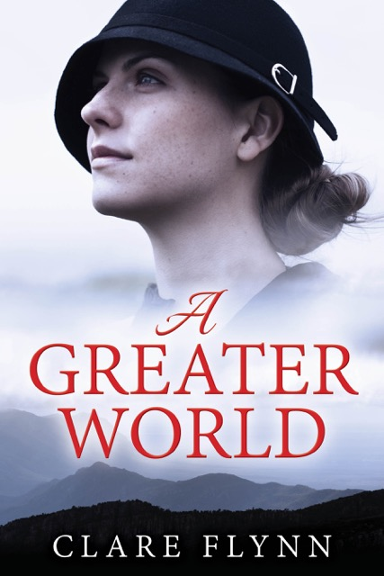 Cover Of A Greater World