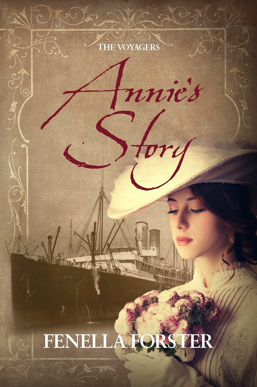 Cover Of Annie's Story