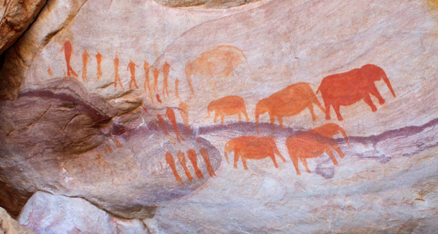 Cave Paintings are Stories NaNoWriMo and ALLi Insights