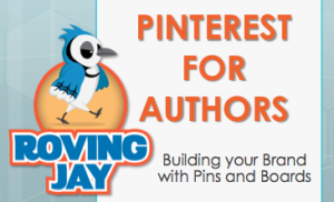 Pinterest for Authors Giveaway