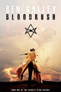 Bloodrush by Ben Galley Indie Author Fringe Giveaway