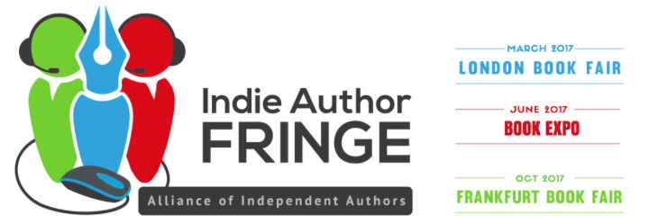Indie Author Fringe Header Image