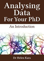 Cover of Researching Data for your PhD by Helen Kara