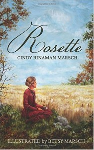 Cover of Rosette by Cindy Rinaman Marsch