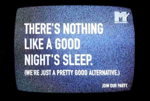 MTV brand image