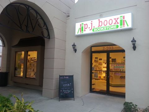 Shot Of P J Boox Stores